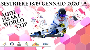 GREAT EXPECTATION FOR THE TWO DAYS OF COMPETITIONS AT COLLE DEL SESTRIERE